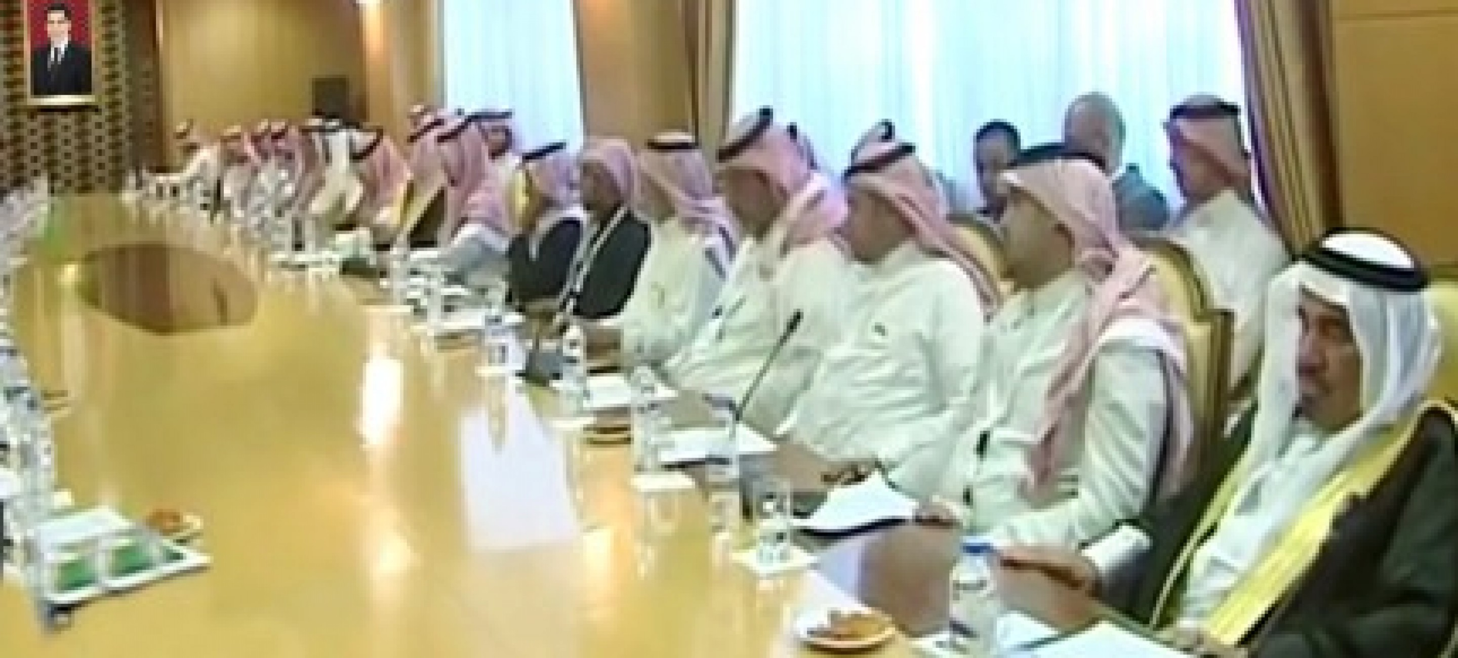A MEETING OF THE TURKMEN-SAUDI INTERGOVERNMENTAL COMMISSION WAS HELD IN ASHGABAT