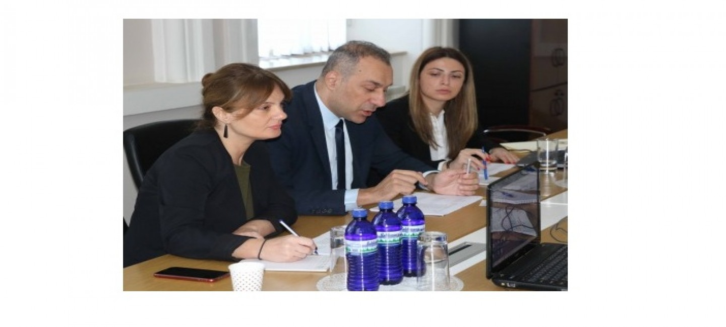 TURKMEN-GEORGIAN CONSULTATIONS ON LEGAL BASE INVENTORY WERE HELD IN TBILISI