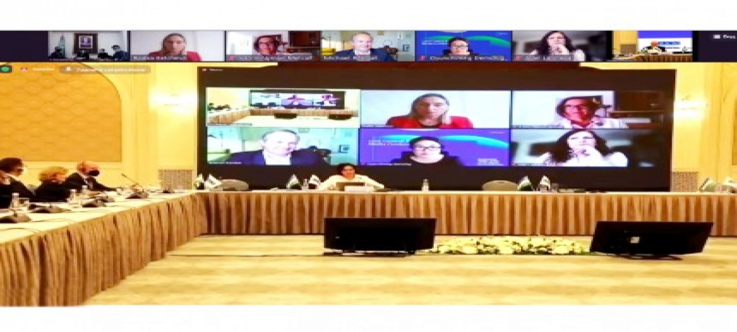 23RD CENTRAL ASIA MEDIA CONFERENCE WAS HELD