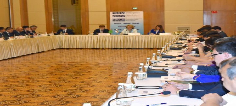OSCE REGIONAL WORKSHOP STARTS IN ASHGABAT
