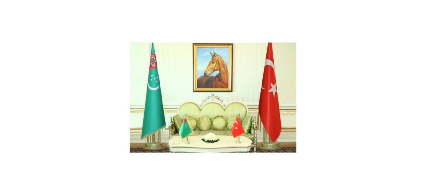 TELEPHONE CONVERSATION BETWEEN THE PRESIDENTS OF TURKMENISTAN AND REPUBLIC OF TURKEY
