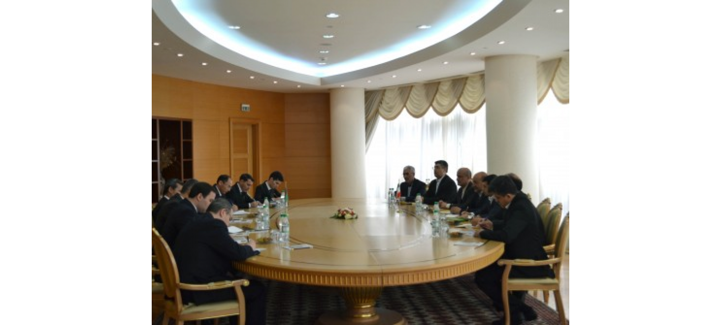 THE ISSUES OF TURKMEN-IRANIAN COOPERATION WERE DISCUSSED IN THE MFA OF TURKMENISTAN