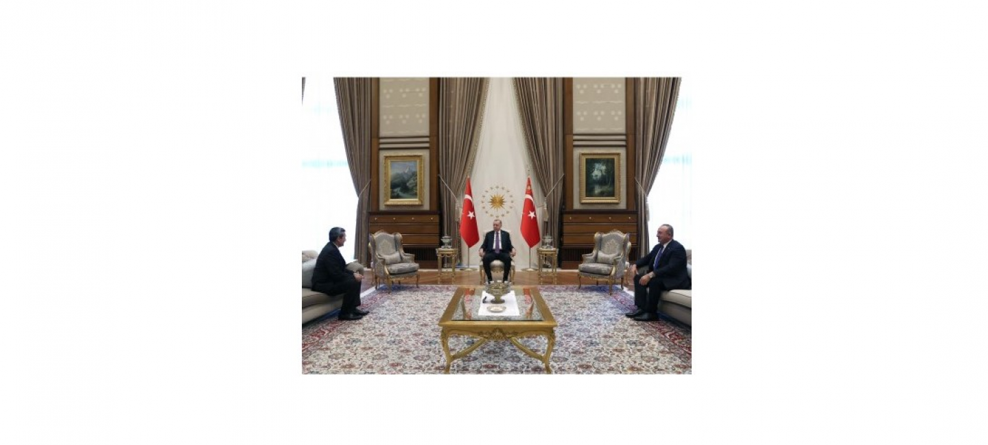 DELEGATION HEADED BY THE MINISTER OF FOREIGN AFFAIRS OF TURKMENISTAN HELD MEETINGS IN ANKARA