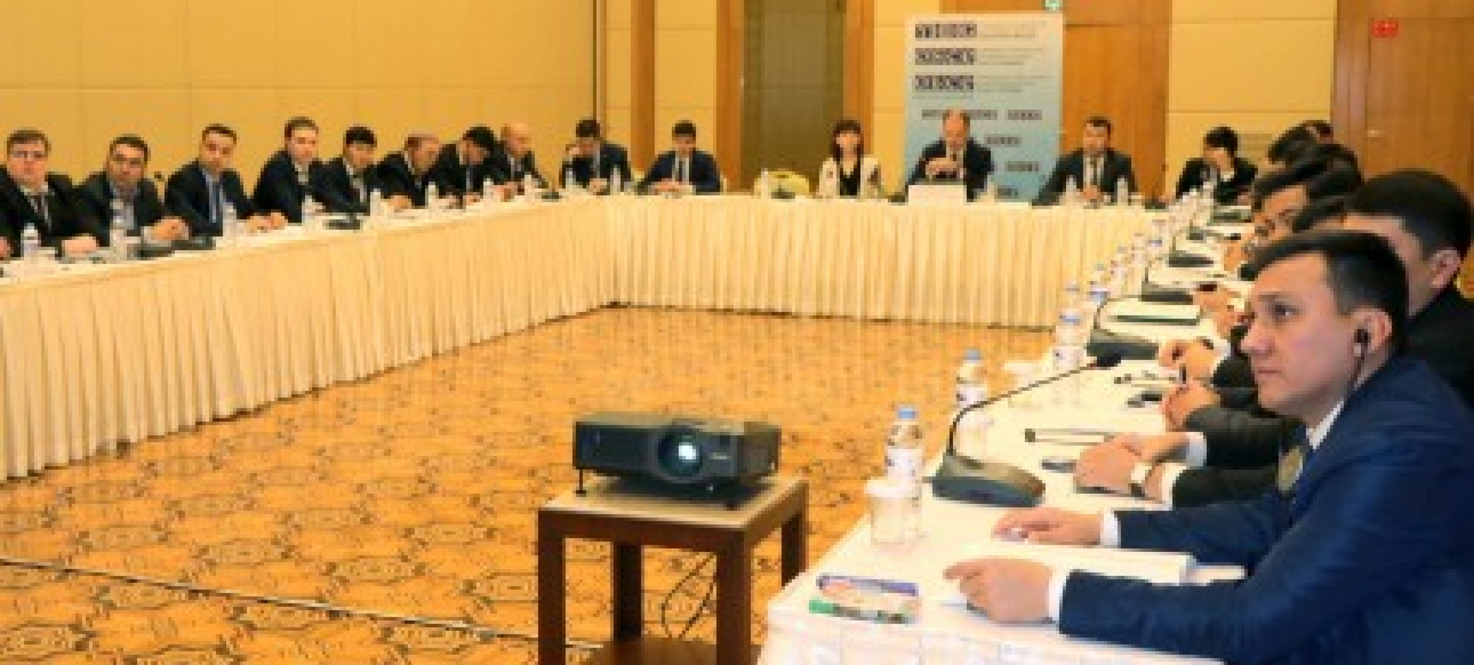 OSCE HOLDS NATIONAL TABLE TOP EXERCISE IN TURKMENISTAN ON PROTECTING CRITICAL ENERGY INFRASTRUCTURE FROM CYBER-RELATED TERRORIST ATTACKS